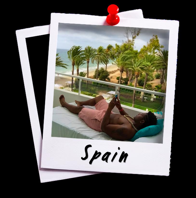 Spain - David Castain Destinations