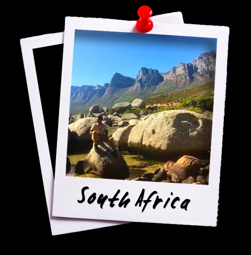 South Africa - David Castain Destinations