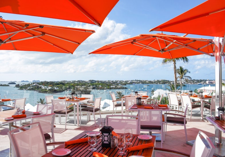 Blu Bar & Grill, Warwick - Bermuda
