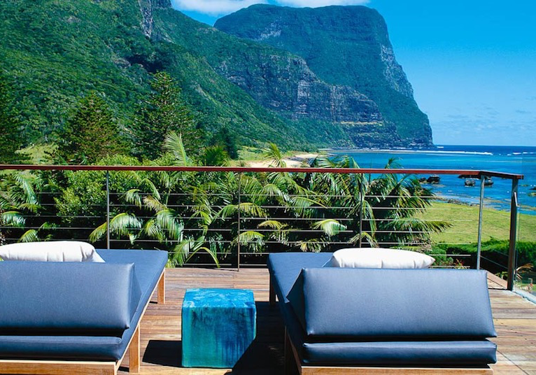 Capella Lodge, Lord Howe Island - Australia