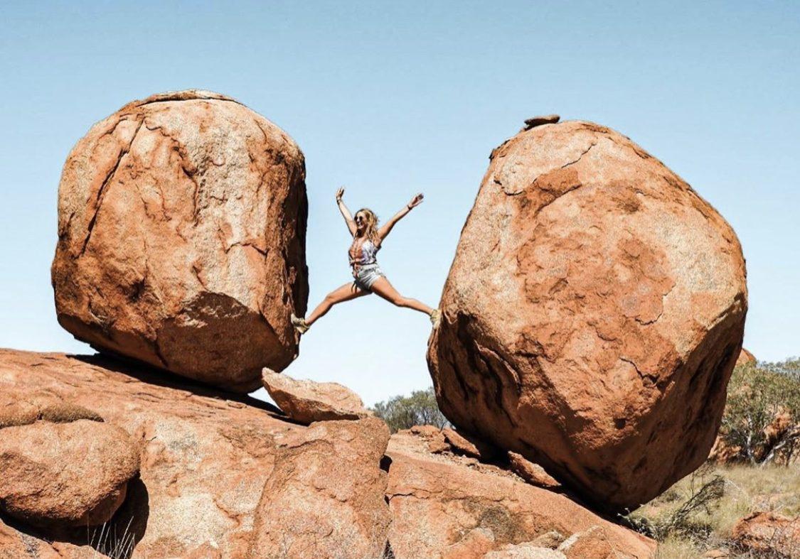 Devils Marbeles - Australia