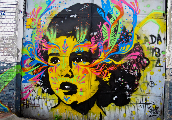 Explore The Street Art - Colombia
