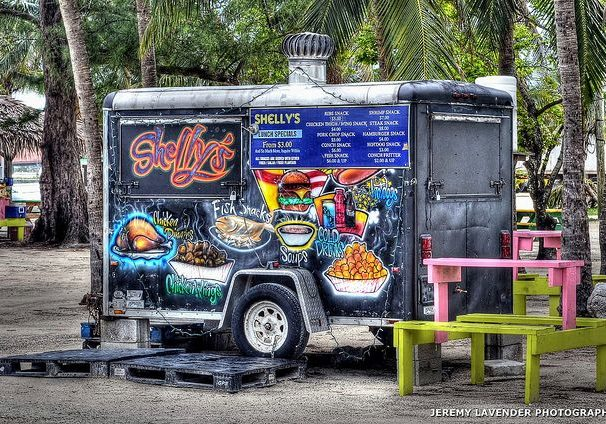 Food Van - Bahamas