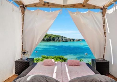 Hamilton- Hamilton Princess & Beach Club - Bermuda