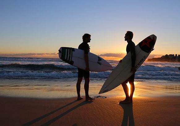 Learn to Surff 2 - Australia