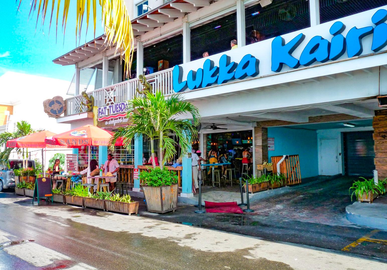 Lukka Kairi Resturant - Bahamas