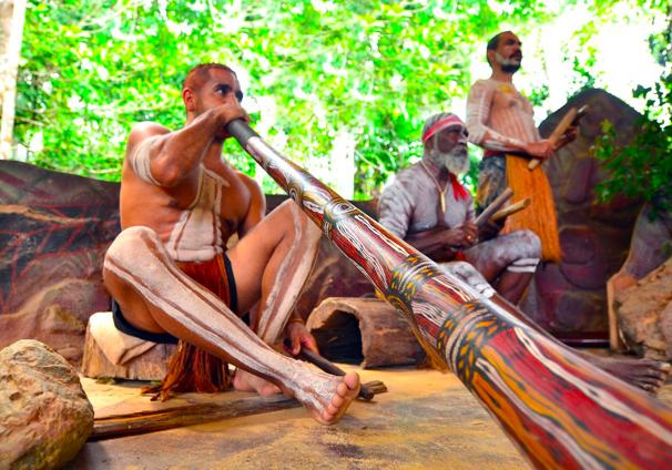 Meet The Aboriginals - Australia