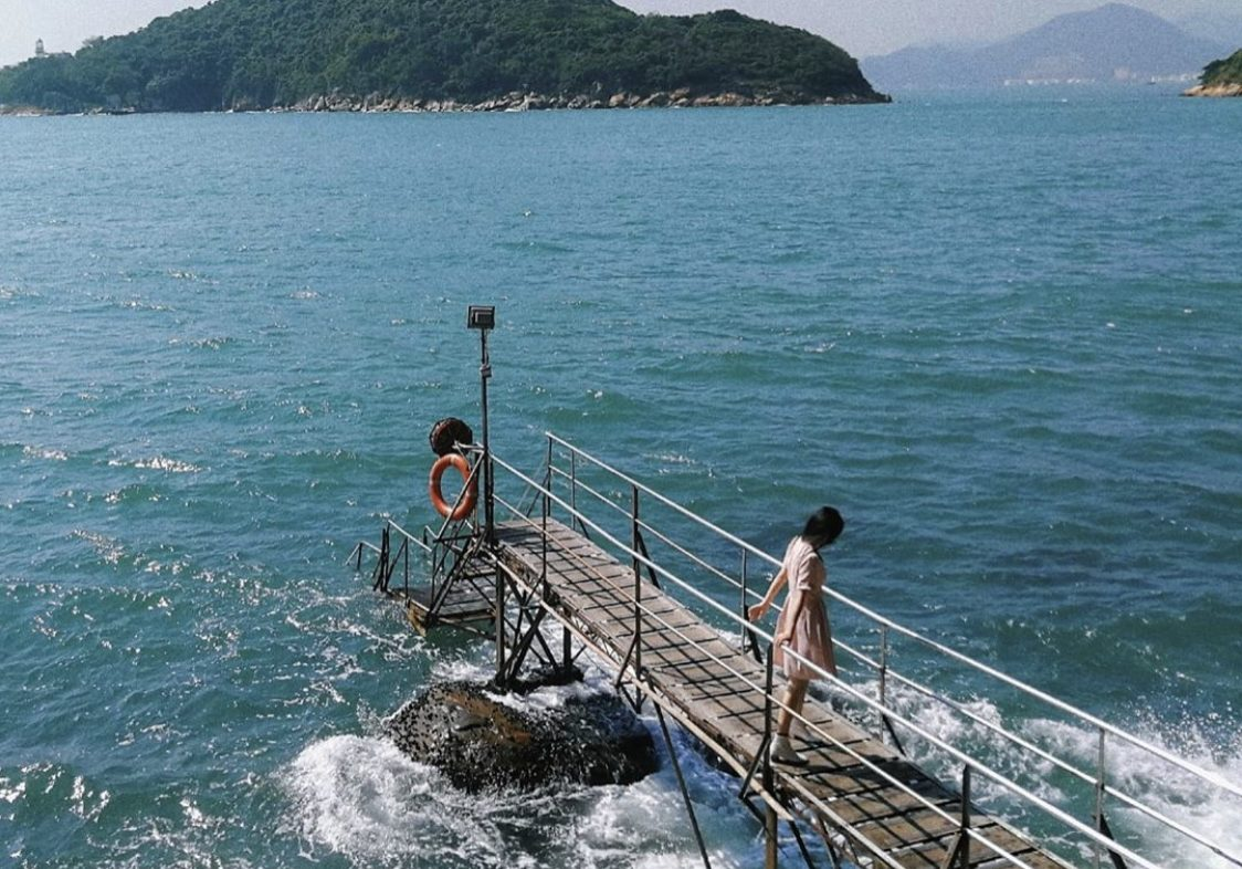 Sai Wan Swimming Shed - China