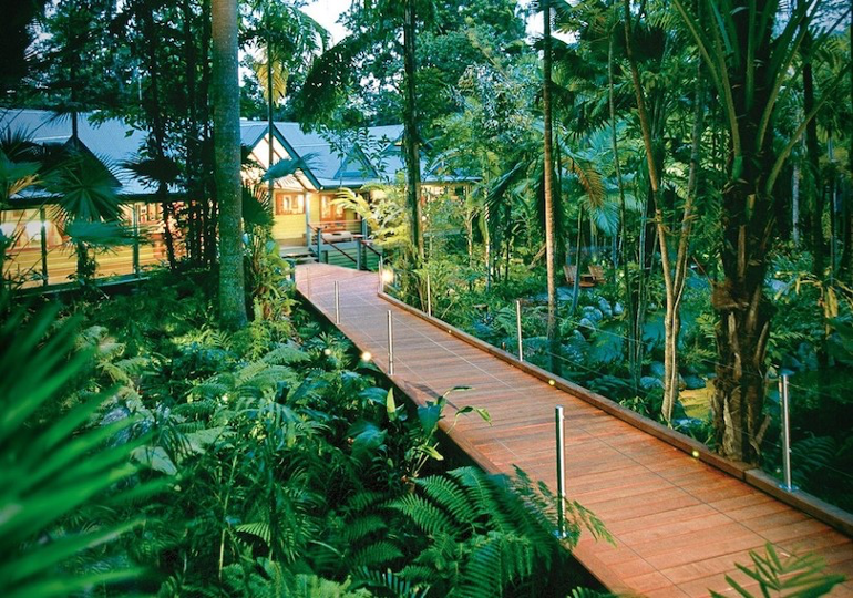 Silky Oaks Lodge, Far North Queensland - Australia