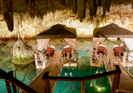 Spa In A Cave - Bermuda