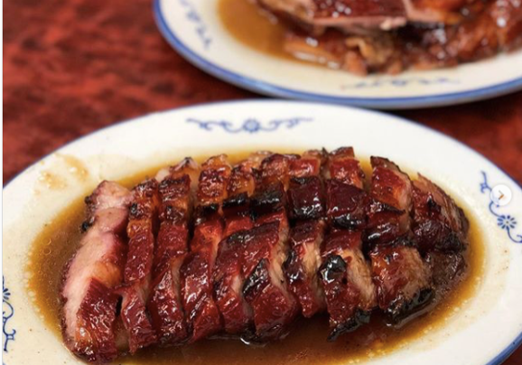 Sun Kwai Heung BBQ Food - China