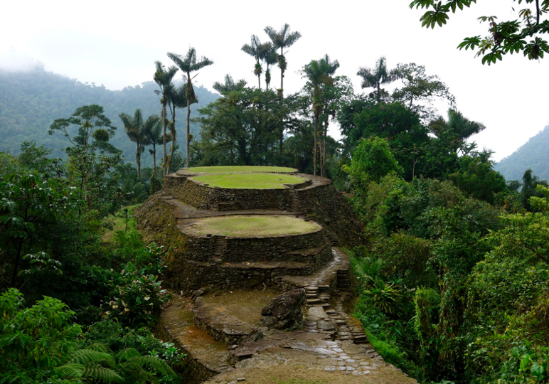 Trek The Lost City - Colombia