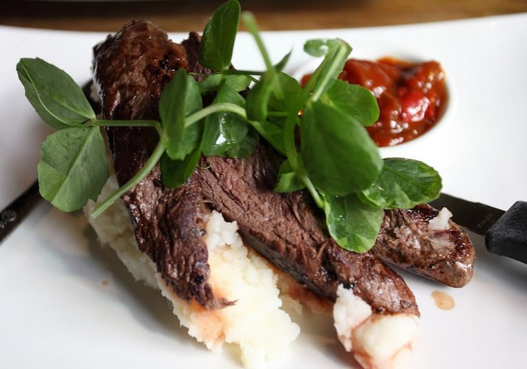 Try kangaroo meat - Australia