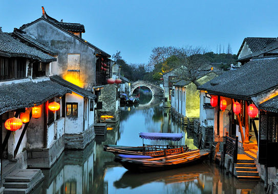 Visit China's Famous Water Cities - China