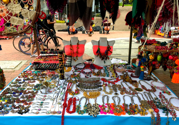Visit The Street Market - Colombia