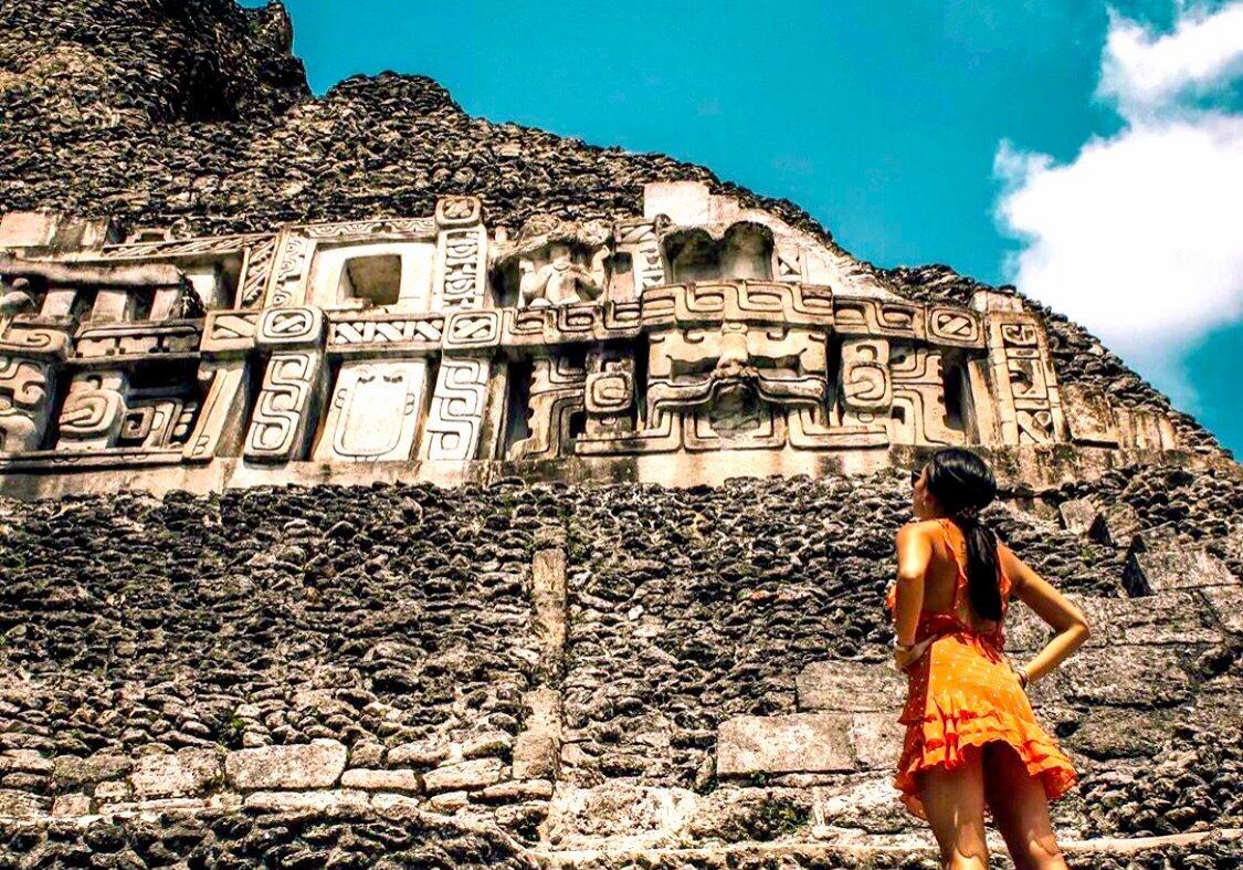 Xunantunich Maya - Belize